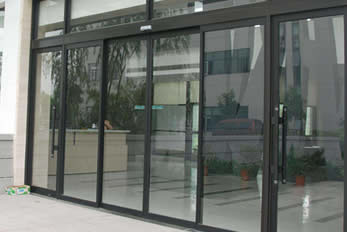 Automatic door solutions